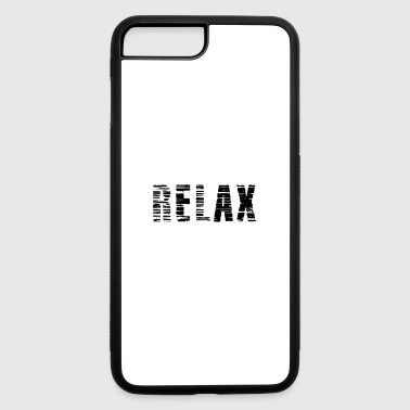 Relax Relax - iPhone 7 Plus/8 Plus Rubber Case