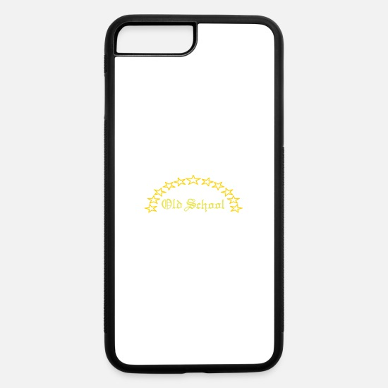 Old Fashioned iPhone Cases - Old School - iPhone 7 & 8 Plus Case white/black