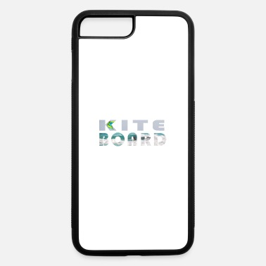 Kiteboard kiteboard - iPhone 7 Plus/8 Plus Rubber Case