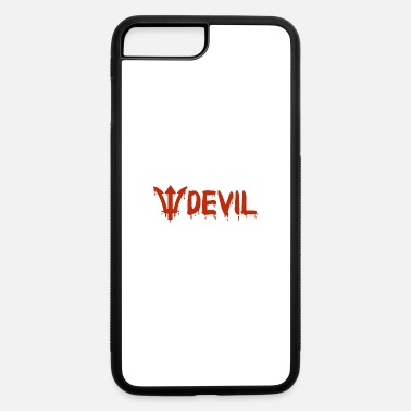 Devil Male Devil - iPhone 7 Plus/8 Plus Rubber Case