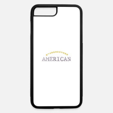 American American - iPhone 7 & 8 Plus Case