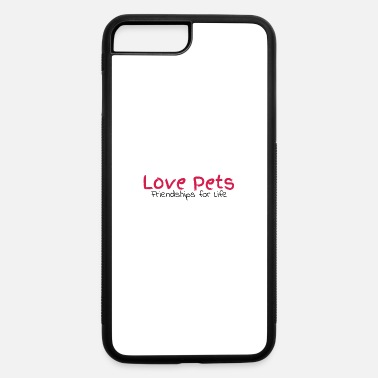 Pet Love Pets - iPhone 7 Plus/8 Plus Rubber Case