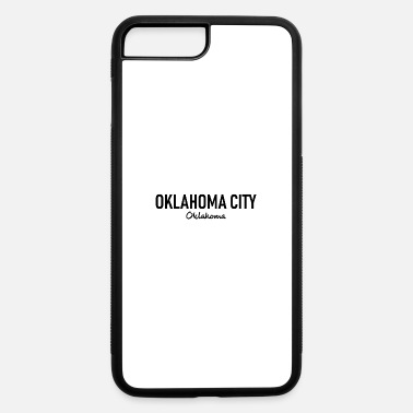 City-state Oklahoma City - USA United States of America - US - iPhone 7 & 8 Plus Case