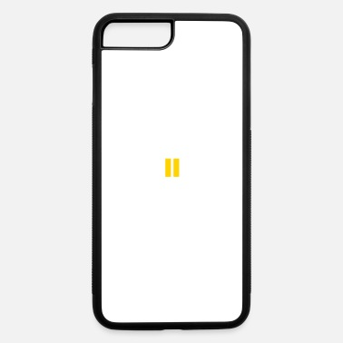 Pause Pause - iPhone 7 Plus/8 Plus Rubber Case