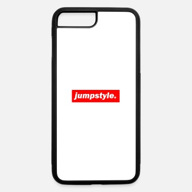 Jumpstyle techno mischpult red bass bpm jumpstyle - iPhone 7 & 8 Plus Case