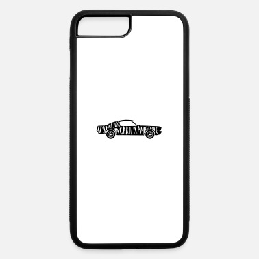 Muscle Car Muscle Car - iPhone 7 & 8 Plus Case