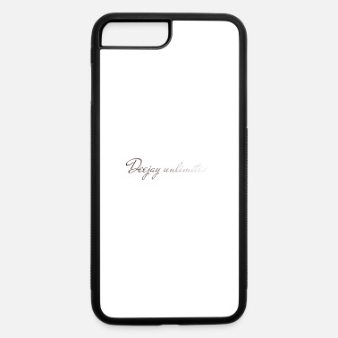 Deejay Deejay unlimited - iPhone 7 Plus/8 Plus Rubber Case