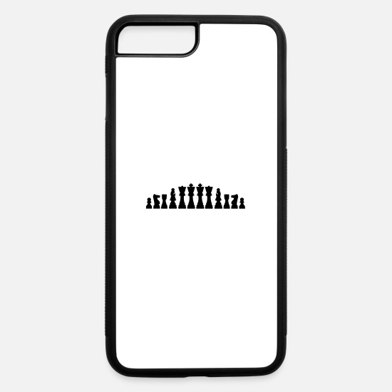 Checkmate iPhone Cases - Chess - iPhone 7 & 8 Plus Case white/black