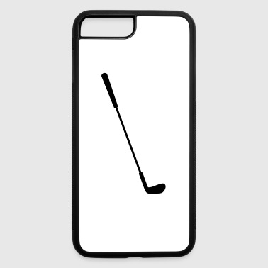 Golf club putter - iPhone 7 Plus/8 Plus Rubber Case