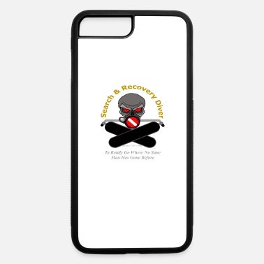Steve Rogers Search & Recovery Diver - To Boldly Go - iPhone 7 & 8 Plus Case