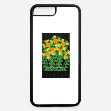 Bloom Sunflower bloom - iPhone 7 Plus/8 Plus Rubber Case