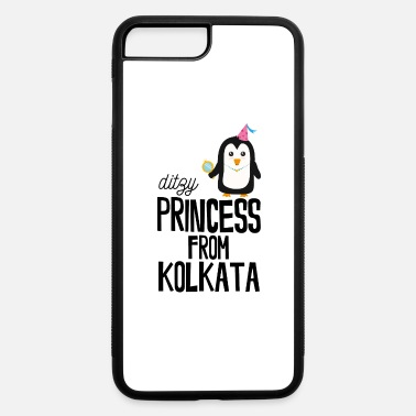 Kolkata ditzy Princess from Kolkata - iPhone 7 & 8 Plus Case