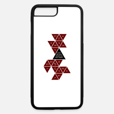 Criticism critical - iPhone 7 & 8 Plus Case