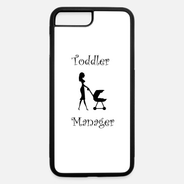Toddler Toddler Manager - iPhone 7 Plus/8 Plus Rubber Case