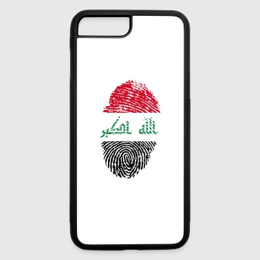 Iraq Shirt - iPhone 7 Plus/8 Plus Rubber Case