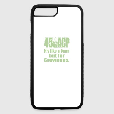 Exceptional Except for Grownups - iPhone 7 Plus/8 Plus Rubber Case