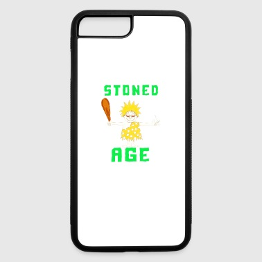 Stoned Age - iPhone 7 Plus/8 Plus Rubber Case