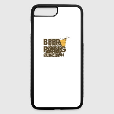 Beer Pong - iPhone 7 Plus/8 Plus Rubber Case