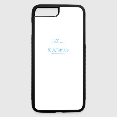 Reason Age - iPhone 7 Plus/8 Plus Rubber Case