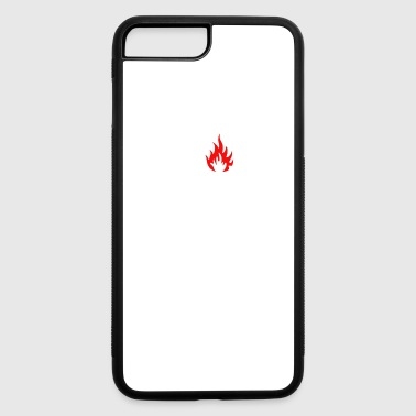 The Huf Is On Fire - iPhone 7 Plus/8 Plus Rubber Case