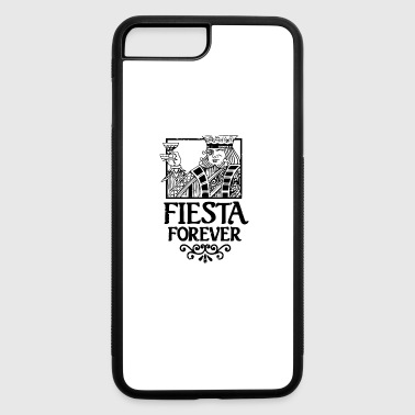 Fiesta Fiesta Forever - iPhone 7 Plus/8 Plus Rubber Case