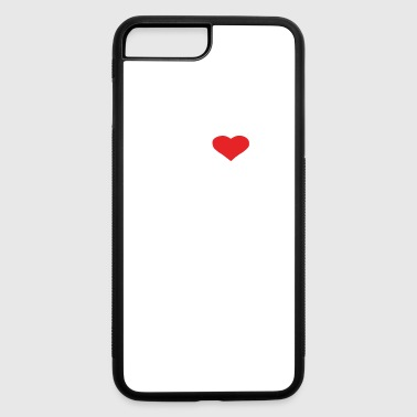I LOVE SEX FUNNY - iPhone 7 Plus/8 Plus Rubber Case