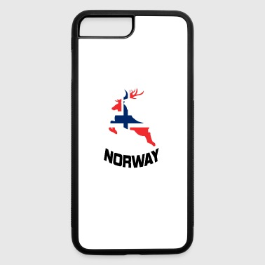Norway - iPhone 7 Plus/8 Plus Rubber Case