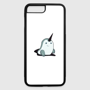 Narwhal - iPhone 7 Plus/8 Plus Rubber Case
