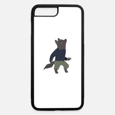 Clip Art Werewolf - iPhone 7 & 8 Plus Case