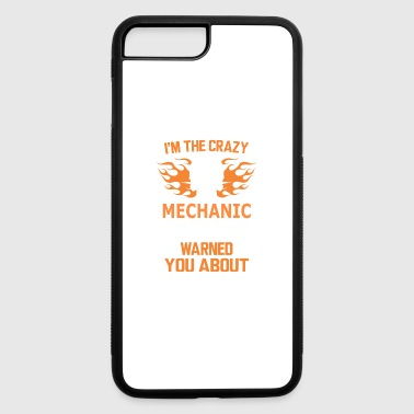 MECHANIC - iPhone 7 Plus/8 Plus Rubber Case