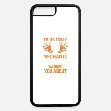 Mechanic MECHANIC - iPhone 7 Plus/8 Plus Rubber Case
