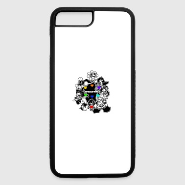 Undertale undertale - iPhone 7 Plus/8 Plus Rubber Case