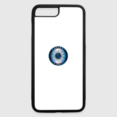 polizei symbol partner - iPhone 7 Plus/8 Plus Rubber Case