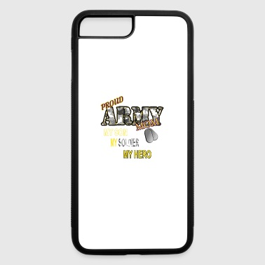Proud Army Mom - iPhone 7 Plus/8 Plus Rubber Case