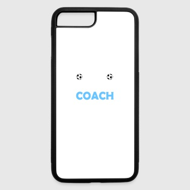 Gift Funny Funny Soccer coach Gift - iPhone 7 Plus/8 Plus Rubber Case