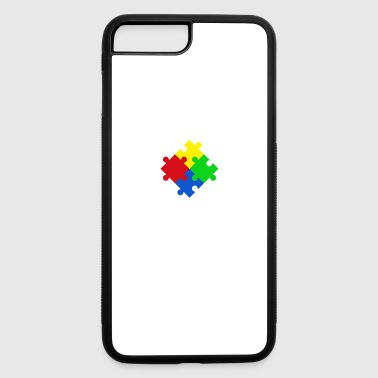 Autism awareness - being aware of autism - iPhone 7 Plus/8 Plus Rubber Case