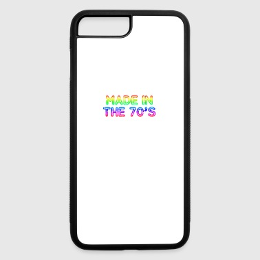 made in the 70s - iPhone 7 Plus/8 Plus Rubber Case