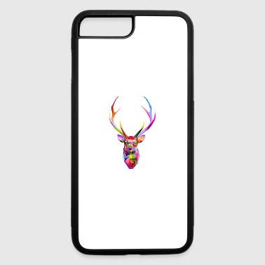 Deer Animal - iPhone 7 Plus/8 Plus Rubber Case