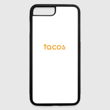 TACOS - iPhone 7 Plus/8 Plus Rubber Case