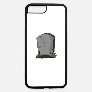 happy Halloween Grave stone - iPhone 7 & 8 Plus Case