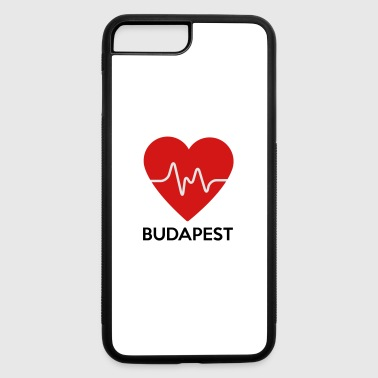 Heart Budapest - iPhone 7 Plus/8 Plus Rubber Case