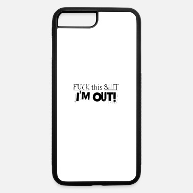 Out Out - iPhone 7 Plus/8 Plus Rubber Case