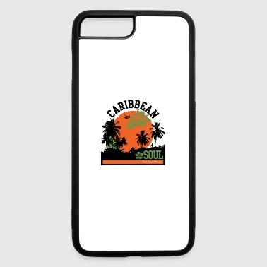 CARIBBEAN SOUL - iPhone 7 Plus/8 Plus Rubber Case