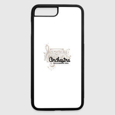 Orchestra Williamsburg High - iPhone 7 Plus/8 Plus Rubber Case