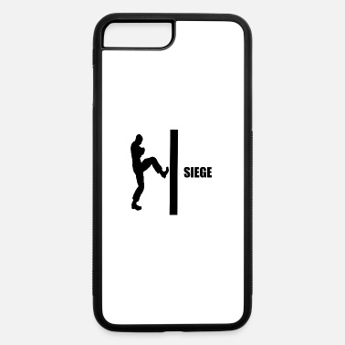 Sieg SIEGE - iPhone 7 Plus/8 Plus Rubber Case