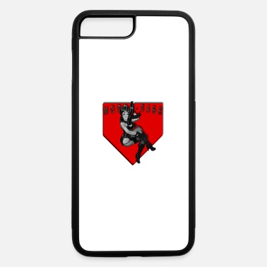 Cyrillic CYRILLIC MOLON LABE - iPhone 7 Plus/8 Plus Rubber Case