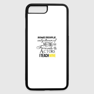 Actors - iPhone 7 Plus/8 Plus Rubber Case