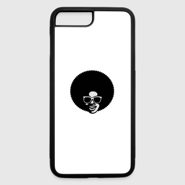 Afro - iPhone 7 Plus/8 Plus Rubber Case