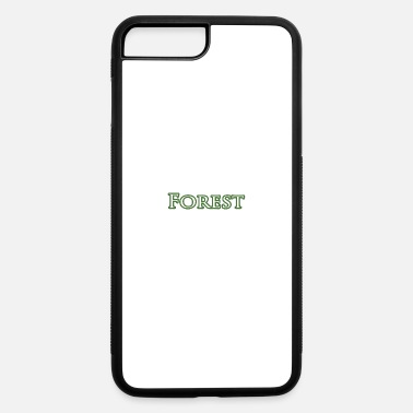 Forest forest - iPhone 7 Plus/8 Plus Rubber Case