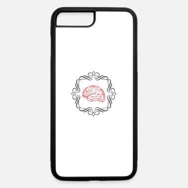 Frame Brain In A Frame - iPhone 7 Plus/8 Plus Rubber Case